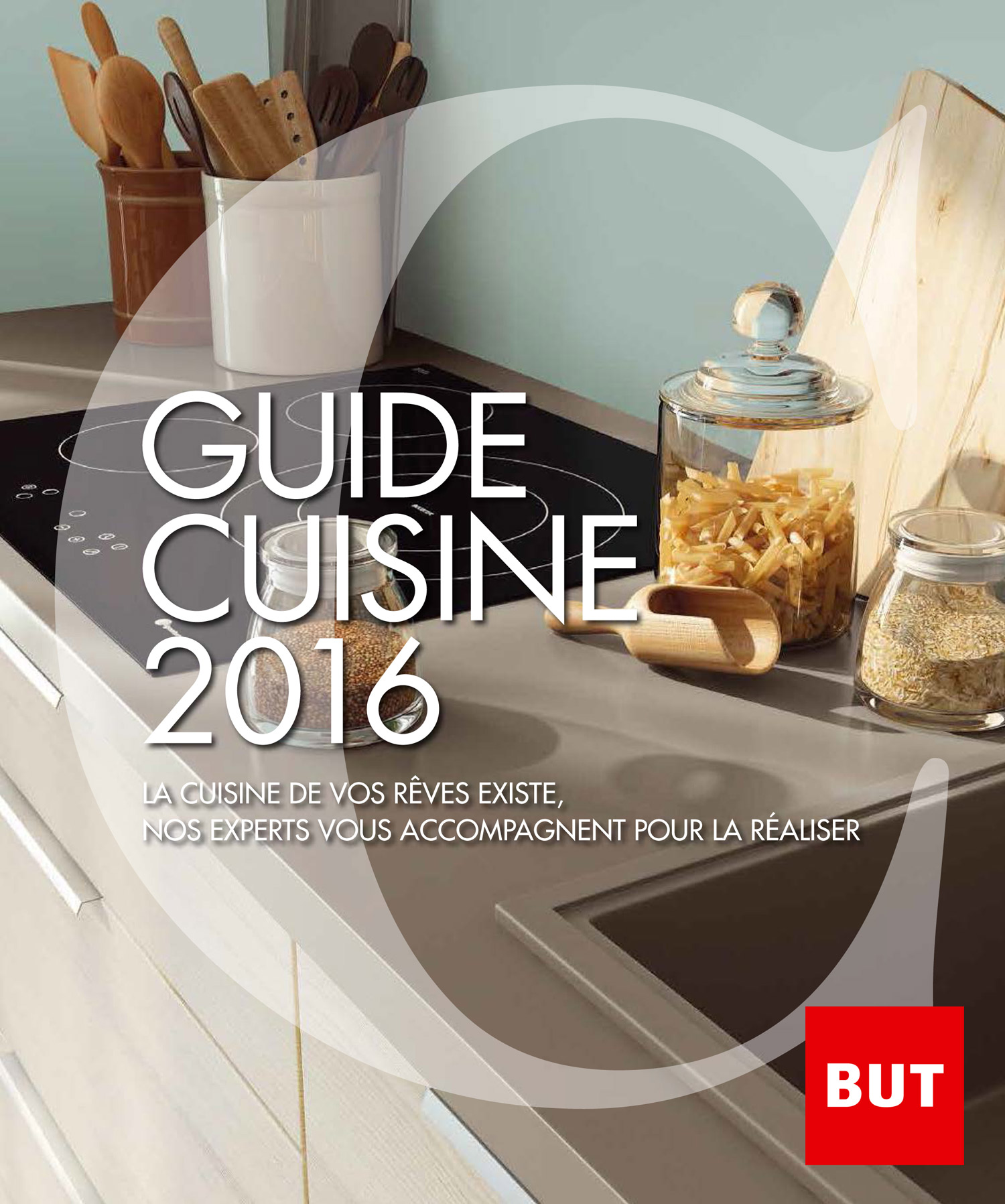 But les guides cuisine et literie 2016 con us par volcan for Cuisine design 2016