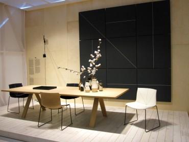 VOLCANDESIGN Design Salonedelmobile Top Scéno Arper'