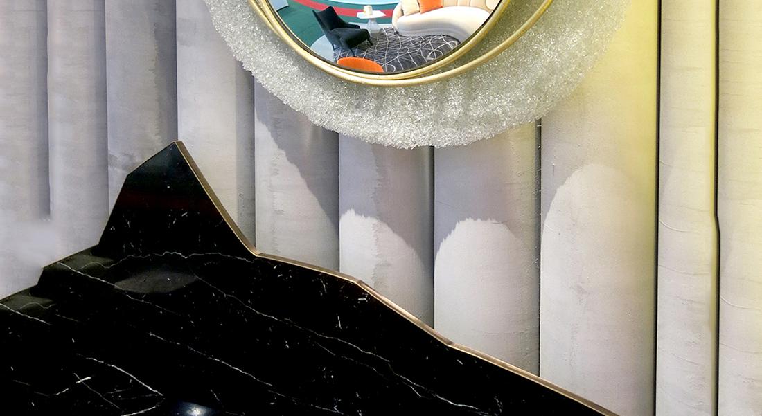 design trend focus paris design week 2017 best material top 5 volcan design. Black Bedroom Furniture Sets. Home Design Ideas