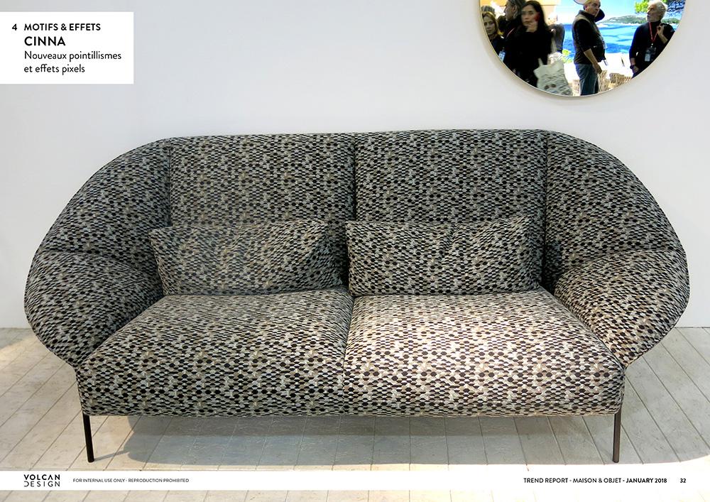 trend report maison objet janvier 2018 volcan design. Black Bedroom Furniture Sets. Home Design Ideas