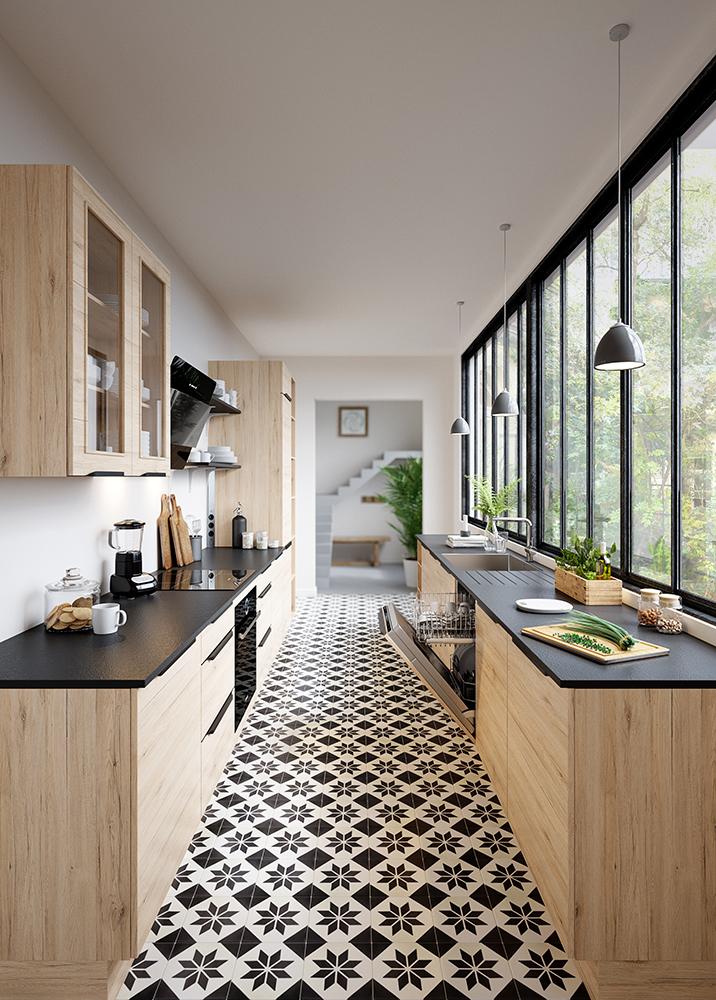 but guide cuisine 2018 volcan design. Black Bedroom Furniture Sets. Home Design Ideas