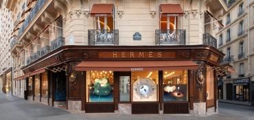 Magasin Hermes Avenue George V