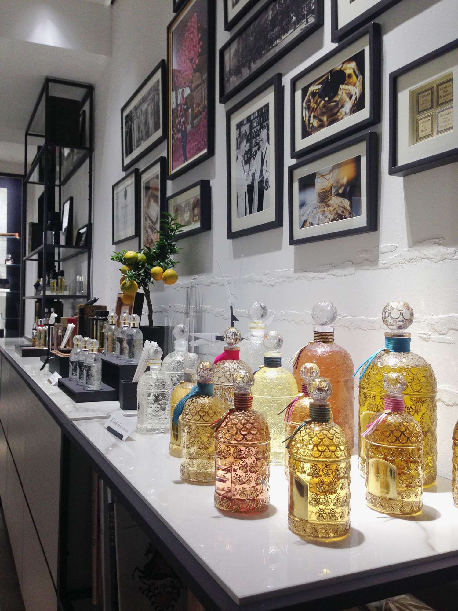 Design Du Célébration Par De L'art GuerlainVolcan La Parfum 8wOkn0P