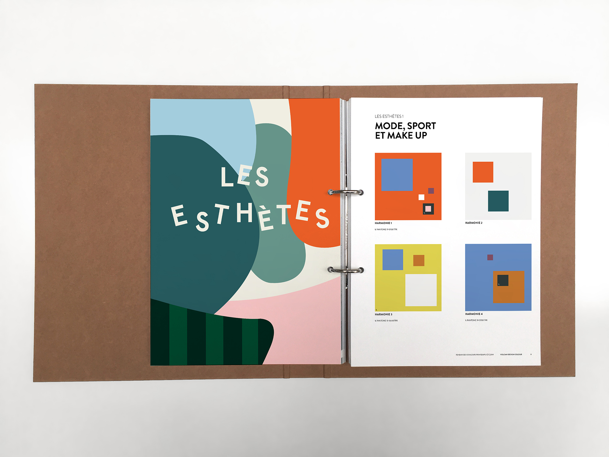 Français volcan design colour printemps été 2019