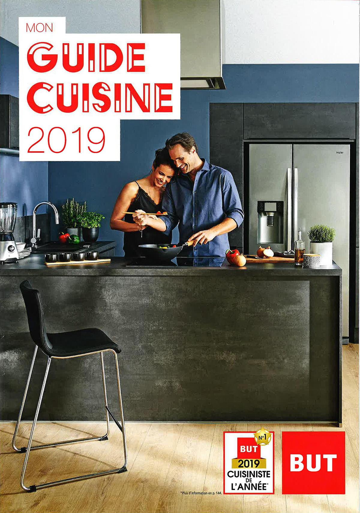 BUT – Guide Cuisine 6  Volcan Design